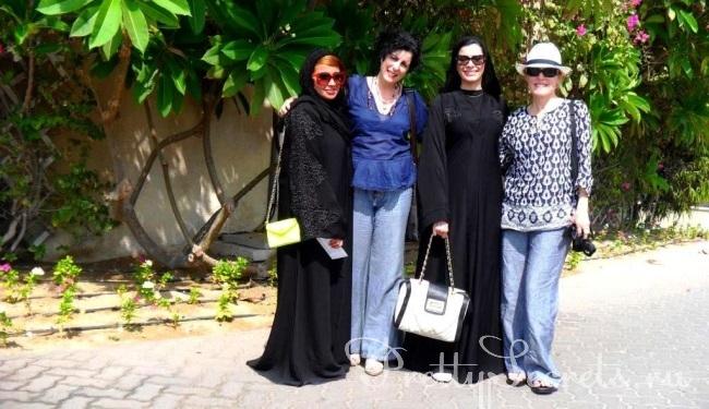 11 советов о том, какую одежду носить при посещении ОАЭ