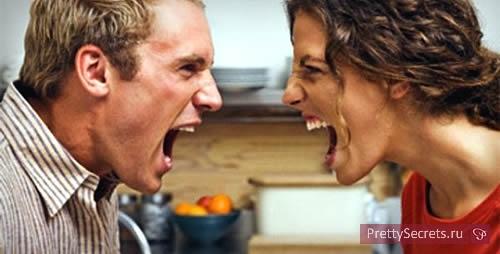 7 вещей, которые не следует делать во время ссоры