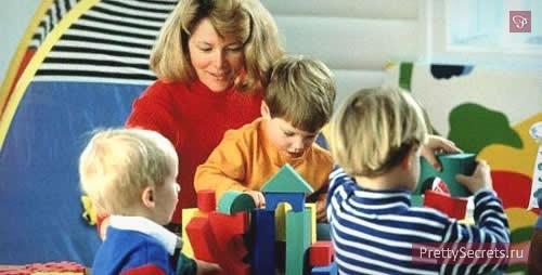 Адаптация ребенка к детсаду