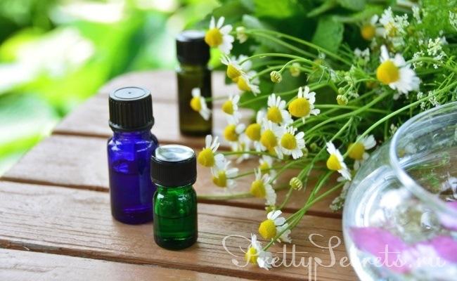 Ароматерапия и стресс - эфирные масла от стресса