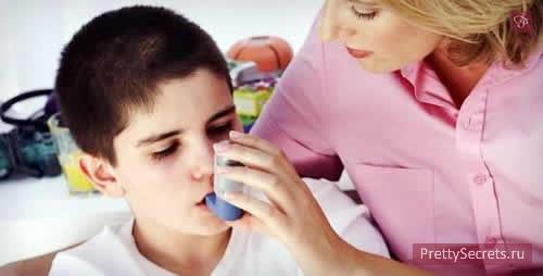 Бронхиальная астма - причины заболевания и лечение