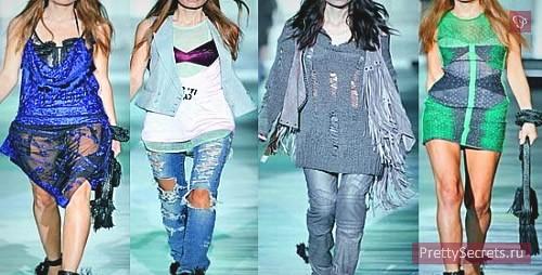 Бунтарская мода: стиль «гранж»