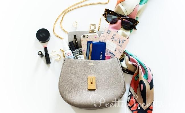 Что вы должны иметь в сумочке: 5 must haves