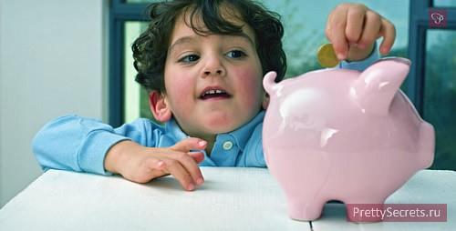 Дети и деньги - за что давать ребенку деньги