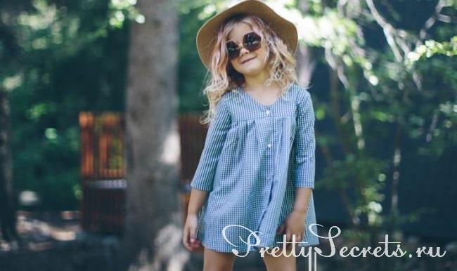 Детская мода весна-лето 2016