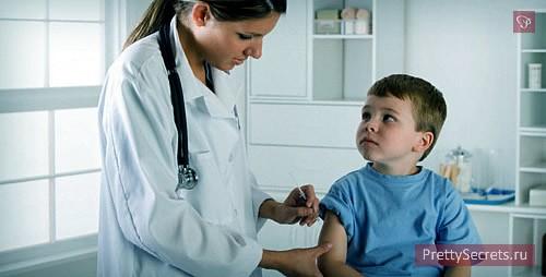 Детская вакцинация: за и против