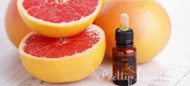 Эфирное масло грейпфрута для похудения: применение, преимущества и меры предосторожности