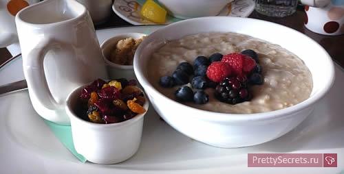 Геркулесовая диета: худеем быстро и дешево
