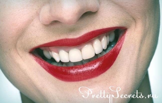 Идеальная улыбка: как удалить зубной камень народными средствами