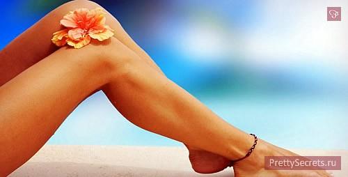 Как избавится от дефекта ног