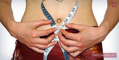 Как избавиться от лишних килограммов, три основных правила