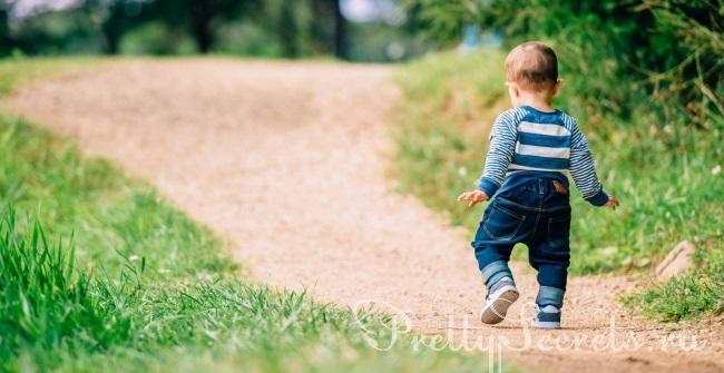 Как можно ребенка научить ходить самостоятельно