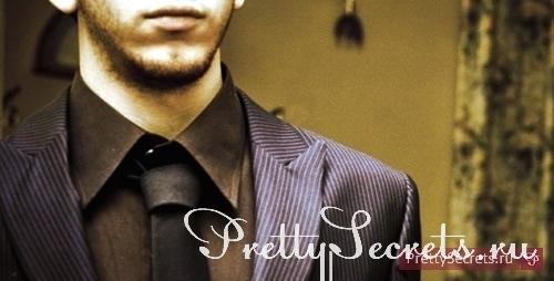 Как научится завязывать галстук мужу?