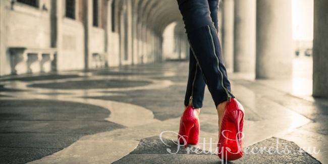 Как носить высокие каблуки с уверенностью