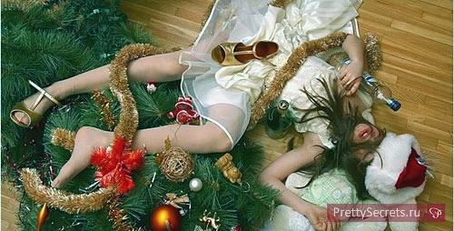 Как оставаться в форме во время новогодних праздников