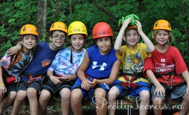 Как подготовить ребенка к летнему лагерю?