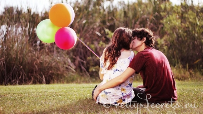 Как показать мужчине свою любовь