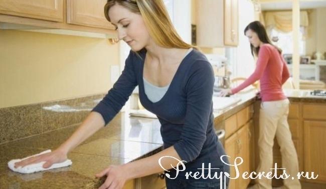 Как похудеть, выполняя домашнюю работу