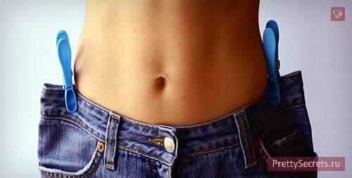 как правильно похудеть зимой