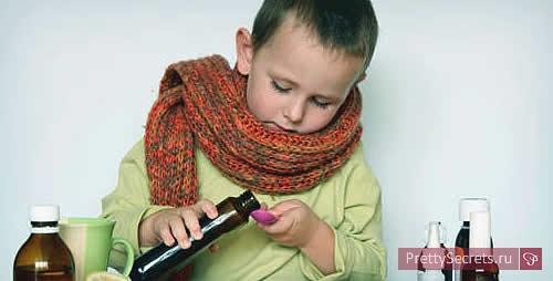 Как применять барсучий жир от кашля у детей?