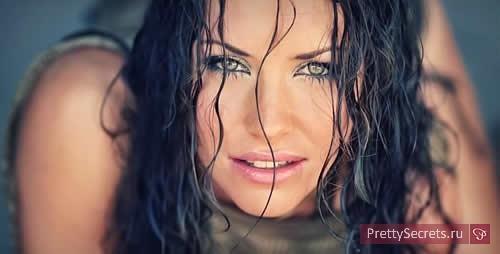 Как сделать эффект мокрых волос в домашних условиях?