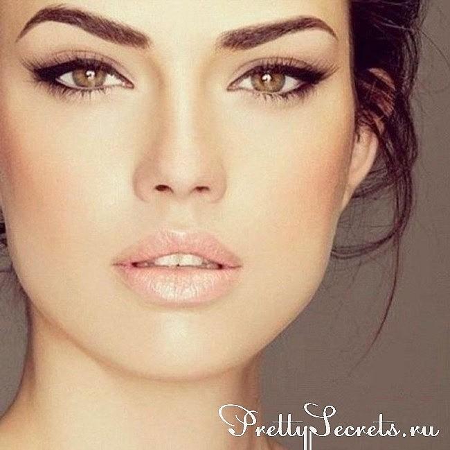 как сделать лицо красивее