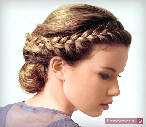 Как сделать пучок на голове: варианты модной укладки