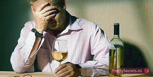 Как справится с мужем-алкоголиком?