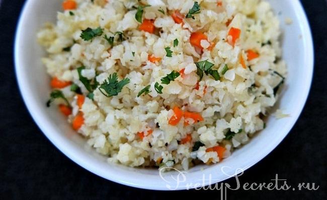 Как сварить круглый рассыпчатый рис?