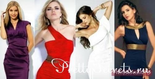 Как выбрать удачное платье на выпускной вечер?