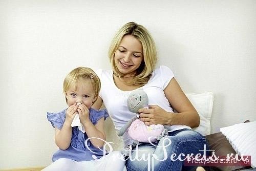 Как вылечить заложенность носа у ребенка самостоятельно?