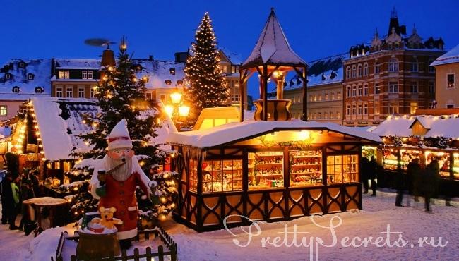 Лучшие места на планете для празднования рождественских праздников