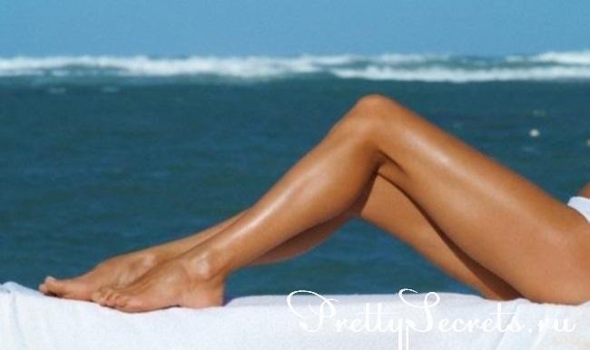 Лучшие секреты стройных ног