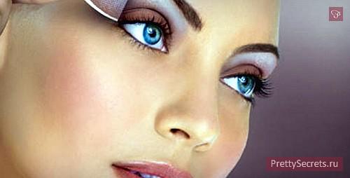 Мейкап для выпуклых глаз