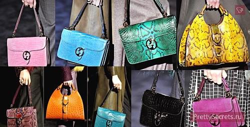 Модные сумки 2013 - 2014