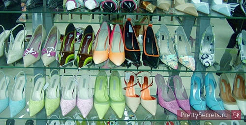 Модные туфли 2014