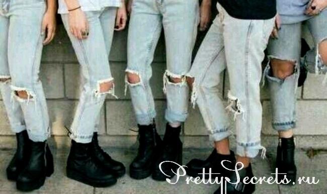 Мысли среднестатистической женщины, когда она покупает джинсы