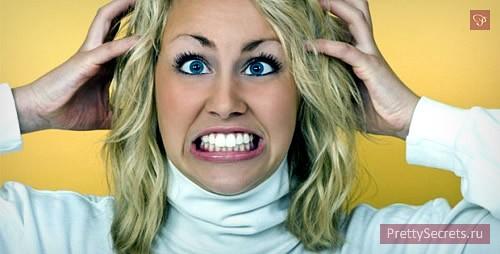 Негативные эмоции как причина стресса