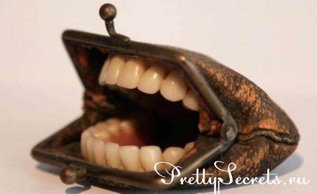 несколько способов сделать зубы белее