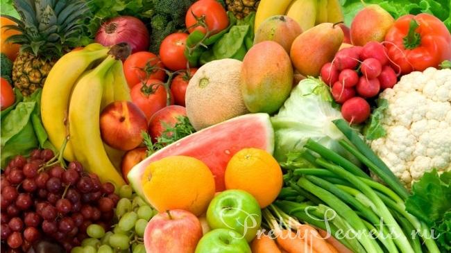 Несколько весомых причин есть больше фруктов и овощей