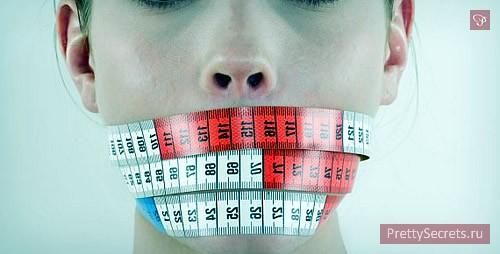 Опасности строгой диеты