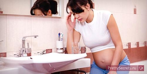 Почему возникает частое мочеиспускание при беременности?