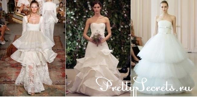 Подбираем свадебное платье по типу фигуры