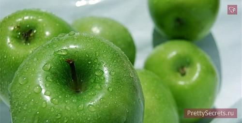 Салат из яблок - круглогодичный банк витаминов