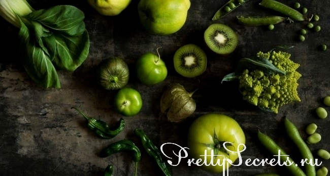 Самые полезные зеленые листовые овощи
