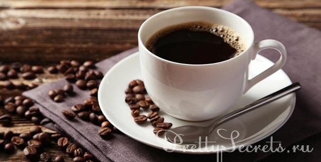 Сколько калорий в кофе?