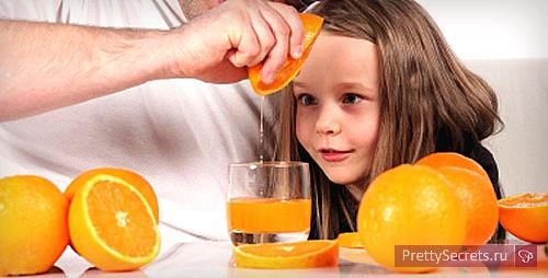 Свежевыжатые соки: польза для здоровья