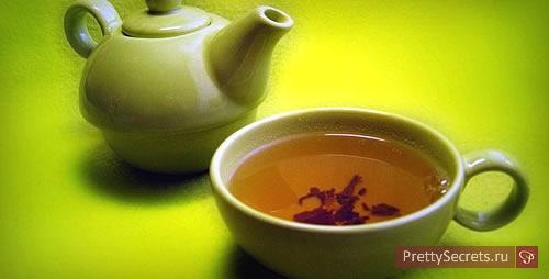 Свойства зеленого чая для организма