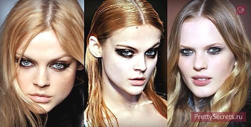 Топ тенденции макияжа этой осени