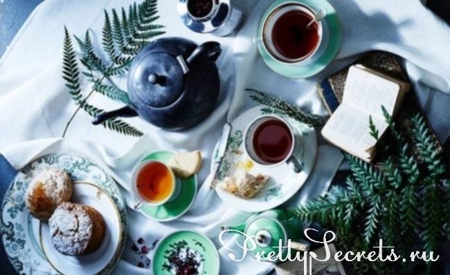 Травяные чаи, которые вы должны попробовать для крепкого здоровья